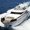 "Яхта ""Indulgence of Poole Mangusta 86"""